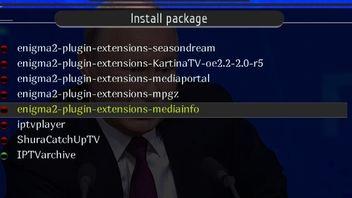 Iptvplayer Enigma2